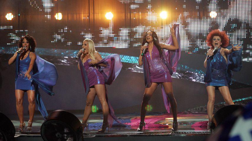 Die No Angels beim Eurovision Song Contest 2008