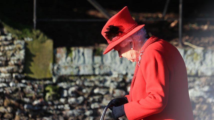 Queen Elizabeth II. an Weihnachten 2019