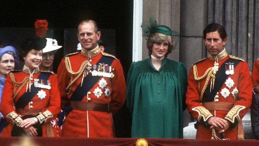 Wegen Camilla: So süß tröstete Prinz Philip damals Diana