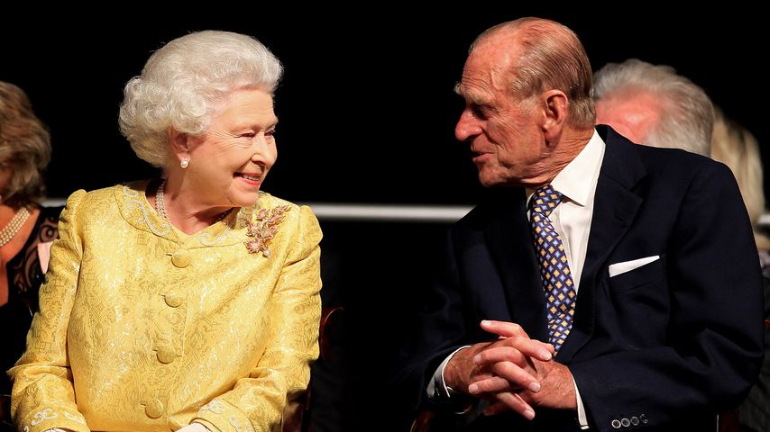 Die Queen und Prinz Philip 2010 in Kanada