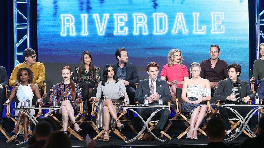 """Der """"Riverdale""""-Cast"""