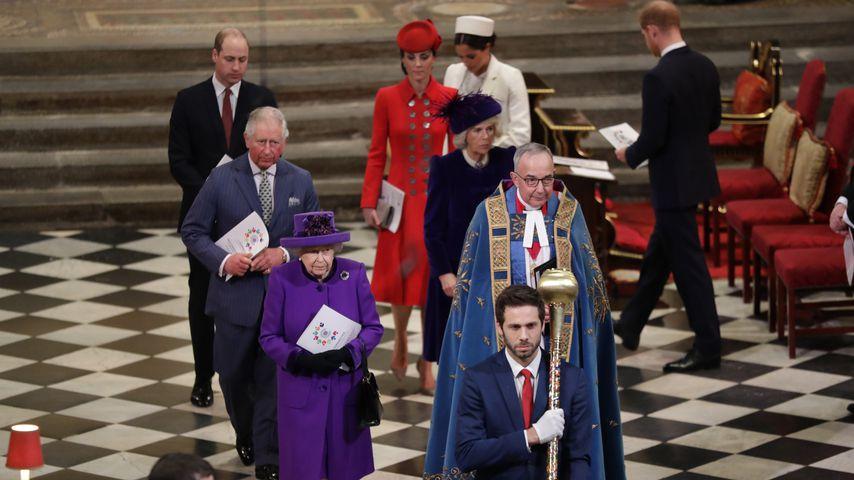 Dank Megxit: Prinz William bekommt von der Queen neuen Job