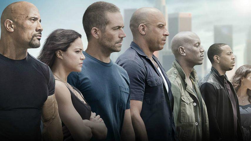 """Die Schauspieler von """"Fast & Furious 7"""""""