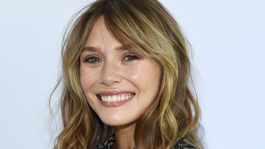 Die Schauspielerin Elizabeth Olsen