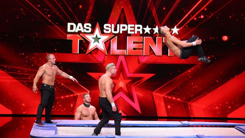 "Victoria schickt Trampolin-Boys ins ""Supertalent""-Finale!"