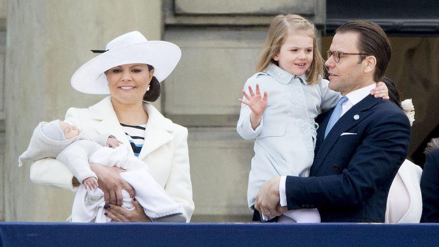 Prinz Oscar von Schweden: Sie sind die Taufpaten-Favoriten!