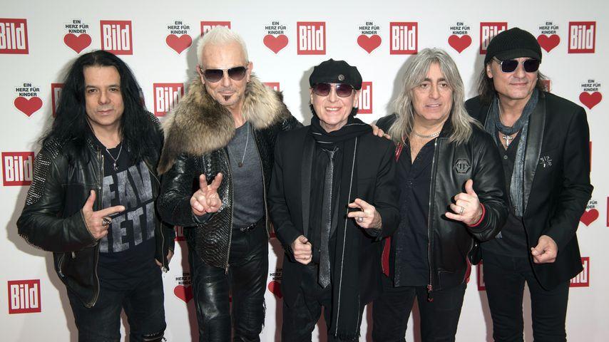 Die Scorpions, Band