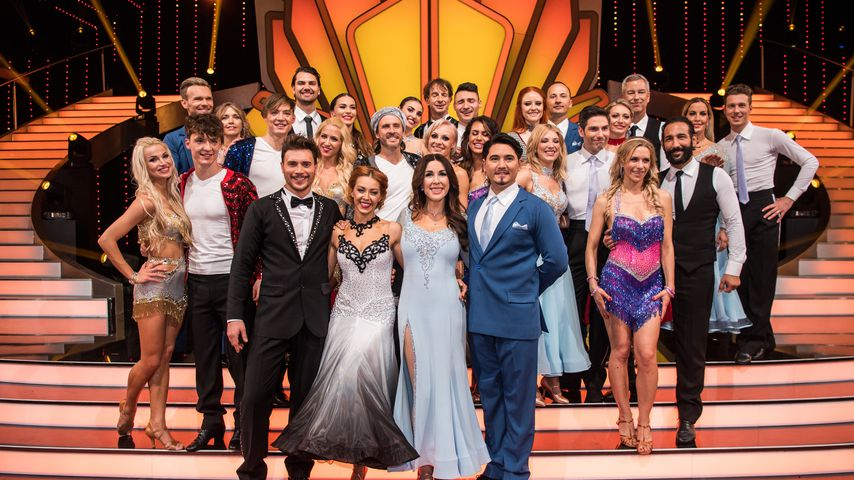 "Die Teams von ""Let's Dance"" 2018"