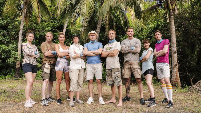 """Die Teilnehmer von """"Survivor"""" 2019"""