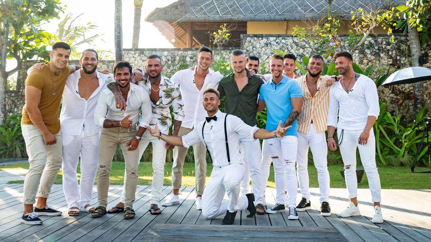 """Bekannte Gesichter: Das sind die """"Temptation Island""""-Jungs!"""