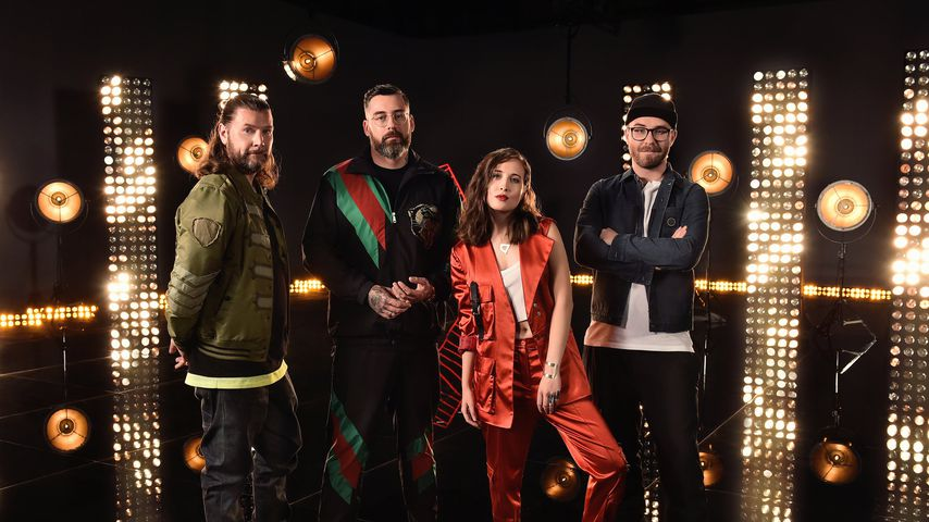 "Die ""The Voice of Germany""-Coaches 2019"