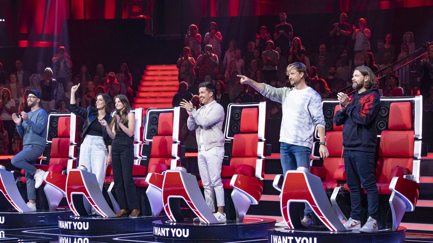 "Die ""The Voice of Germany""-Coaches 2020"