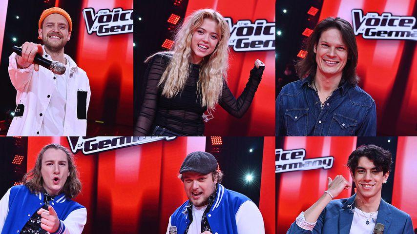 """Showdown! So emotional war """"The Voice"""" für die Finalisten"""