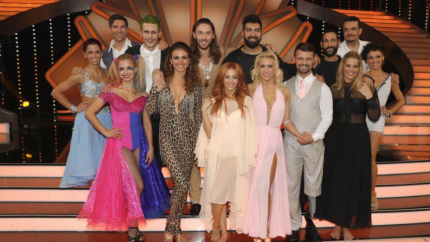 """""""Let's Dance""""-Tanzpaare nach der siebten Live-Show"""