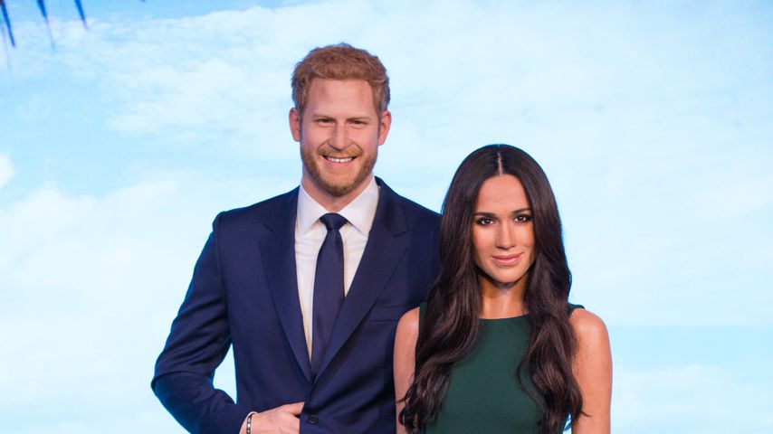 Kurz vor Hochzeit: Harry & Meghan bald bei Madame Tussauds