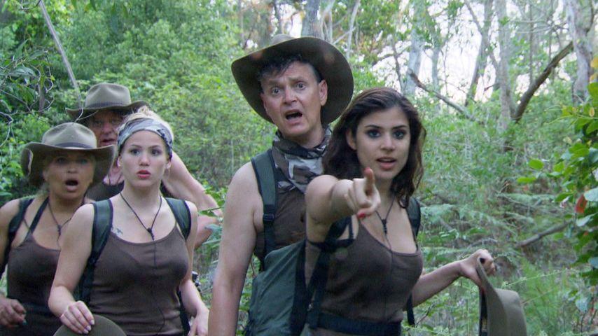 Dramatisches Unwetter: Dschungelcamper in Gefahr!