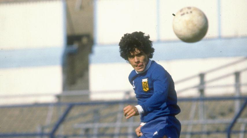 Diego Maradona, 1980