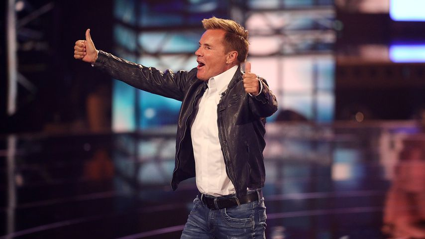 Ausverkaufte Berlin-Show: Dieter Bohlen plant mehr Konzerte!