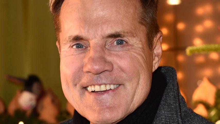 Dieter Bohlen bei dem Gut Aiderbichl Weihnachtsmarkt in Henndorf am Wallersee 2014