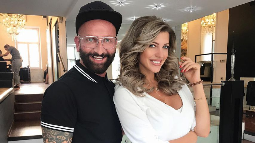Nach Haarfärbe-Shitstorm: Friseur verteidigt Sarah Nowak!