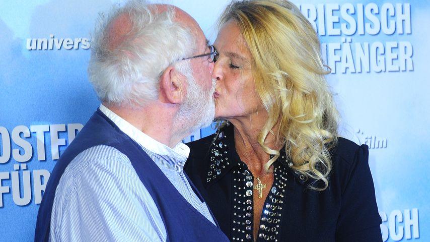 Dieter Hallervorden und Christiane Zander