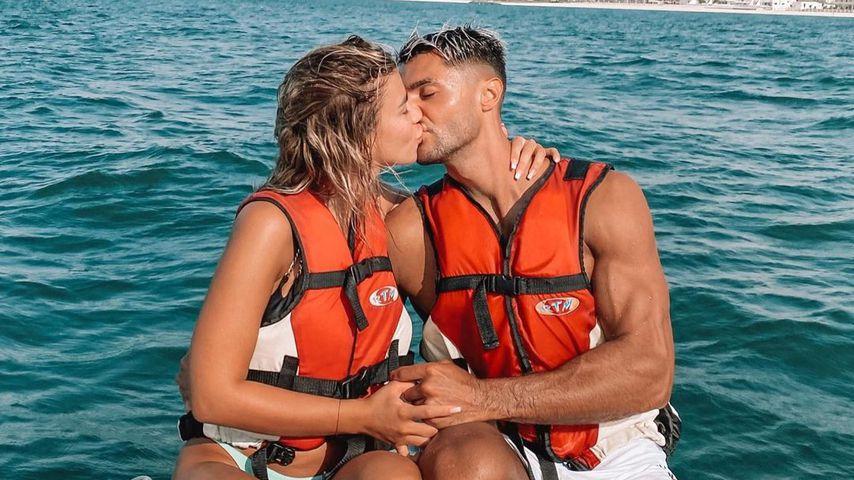 In Dubai: Dijana und Marcellino zeigen sich total verknallt!