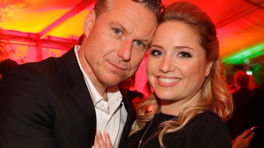 Dirk Borchardt und Caroline Frier im Oktober 2017