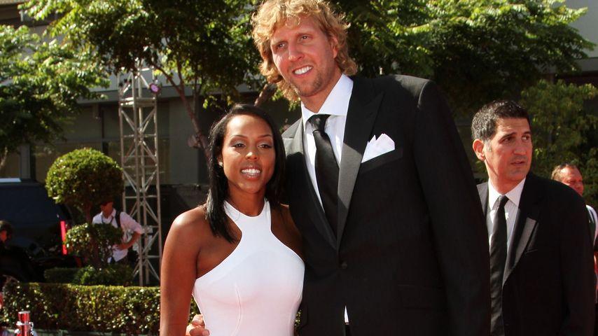 Dirk Nowitzki und Jessica