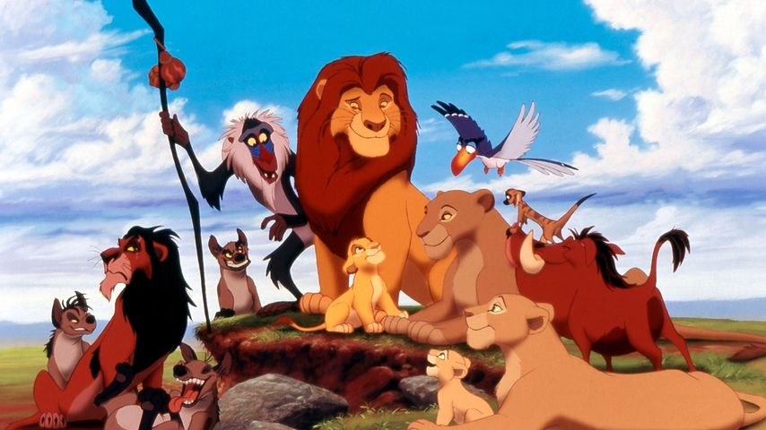 """Disney-Überraschung: """"König der Löwen"""" wird neu aufgelegt!"""