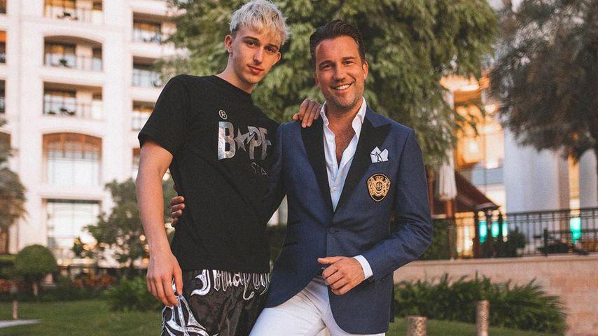 Oh, là, là: DJ Antoines Sohn ist ein echter Leckerbissen!