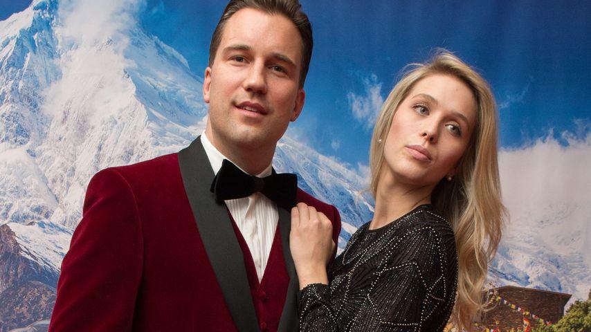 DJ Antoine: 1. Kuss mit Becker-Ex Laura beim Flaschendrehen!