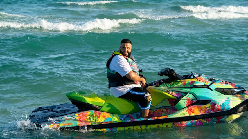 DJ Khaled in Miami im Januar 2020
