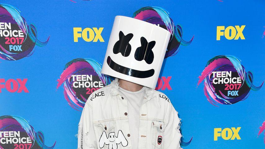 DJ Marshmello bei den Teen Choice Awards 2017