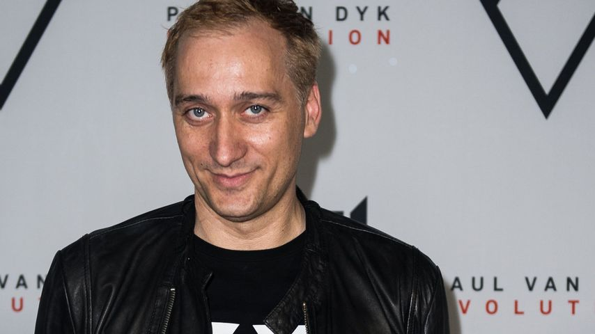 Nach Podest-Unfall: DJ Paul van Dyk wieder bei Bewusstsein!