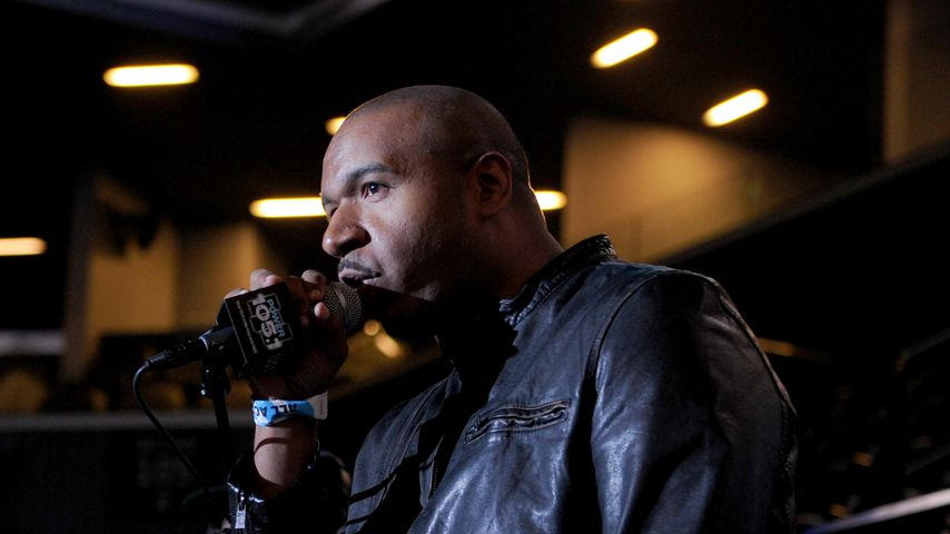 DJ Suss One 2014 in New York City