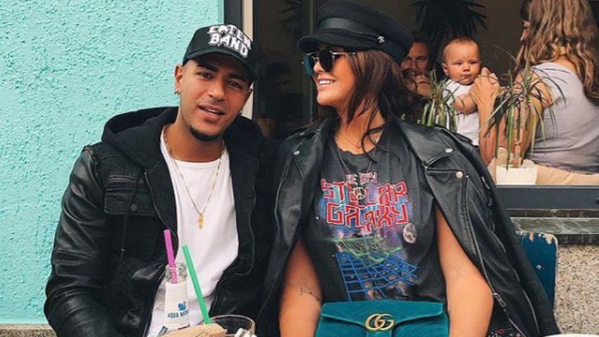 DJ Yeezy und Farina Opoku von Novalanalove