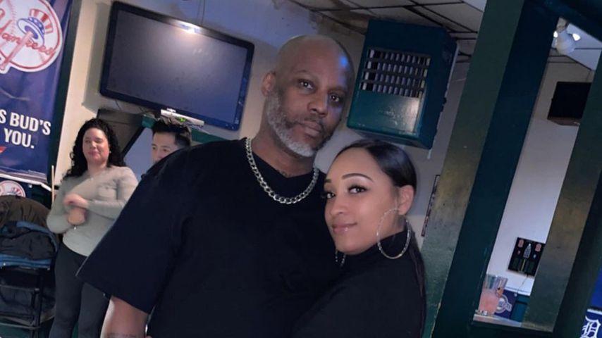 DMX' Verlobte ließ sich ein Tattoo für den Rapper stechen
