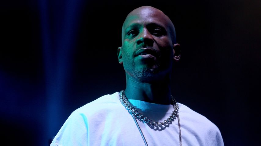DMX in Indio, Kalifornien