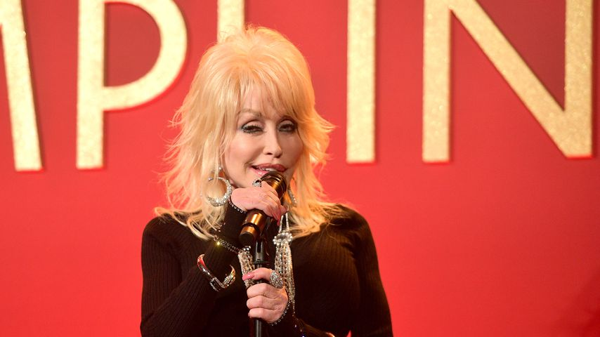 Dolly Parton im Four Seasons Hotel in Los Angeles