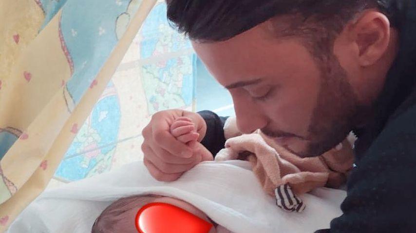 Überglücklicher Daddy: Domenicos Tochter darf nach Hause!