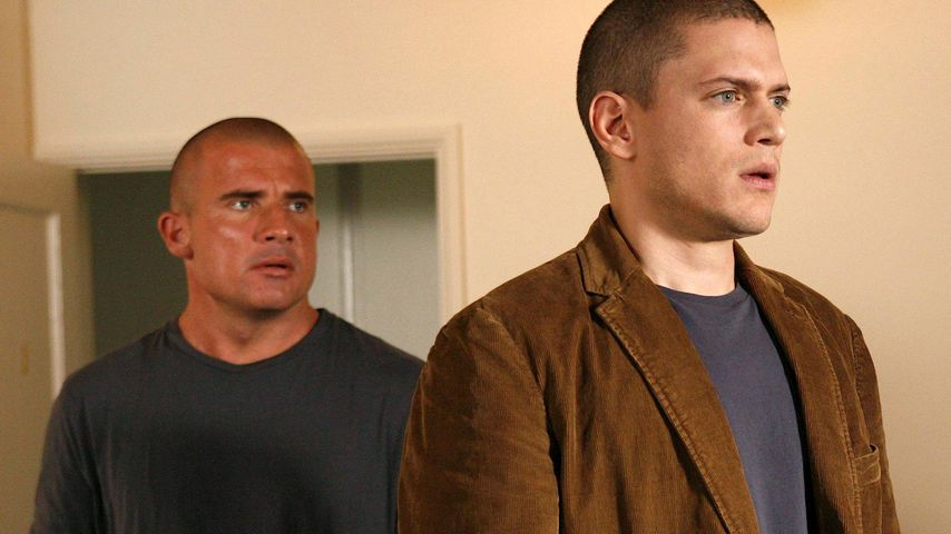 "Dominic Purcell und Wentworth Miller in ""Prison Break"""