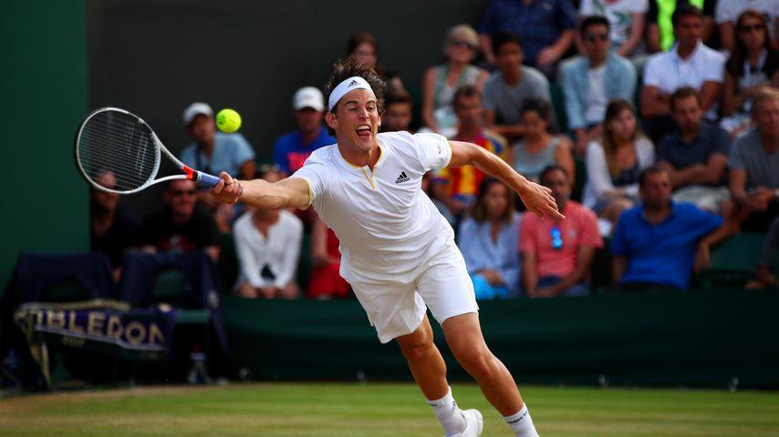 Nach Nadal: Auch Tennisass Dominic Thiem nicht in Wimbledon