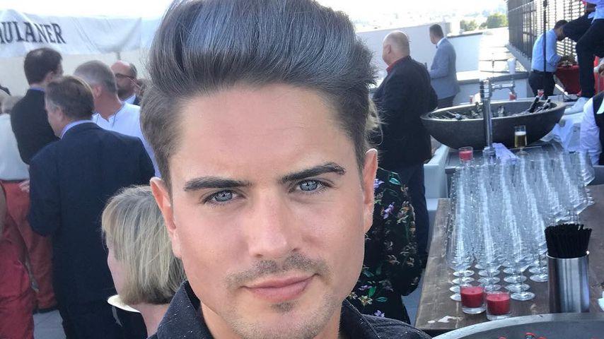 Dominik Bruntner, deutsches Model