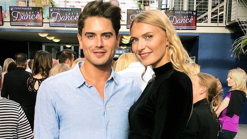 "Dominik Bruntner und Jolina Fust beim ""Let's Dance""-Finale 2019"