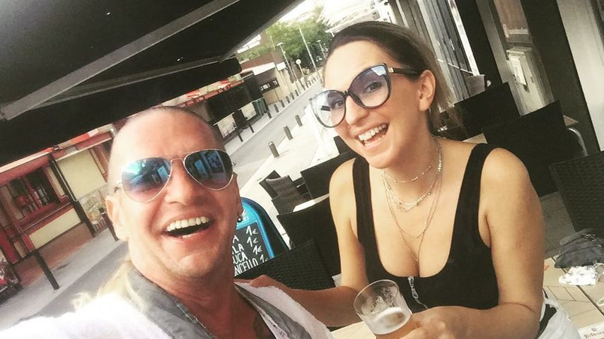 Don Francis und Frau Kristina feiern gemeinsam Sexorgien