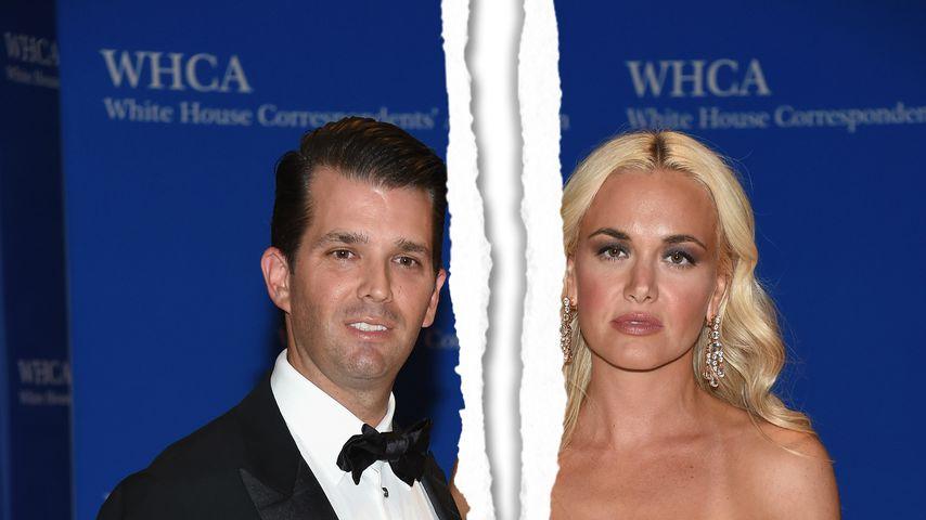 Jetzt doch: Frau von Donald Trump jr. reicht Scheidung ein