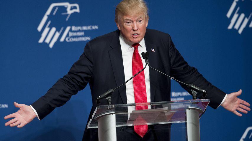 Gehasster Mann: Donald Trump bringt die Stars gegen sich auf