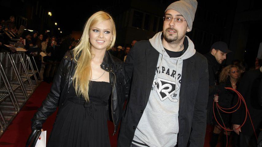 Doreen Steinert und Sido im Jahr 2009