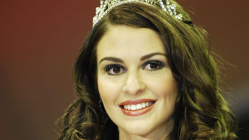 Doris Schmidts bei der Wahl zur Miss Germany 2009