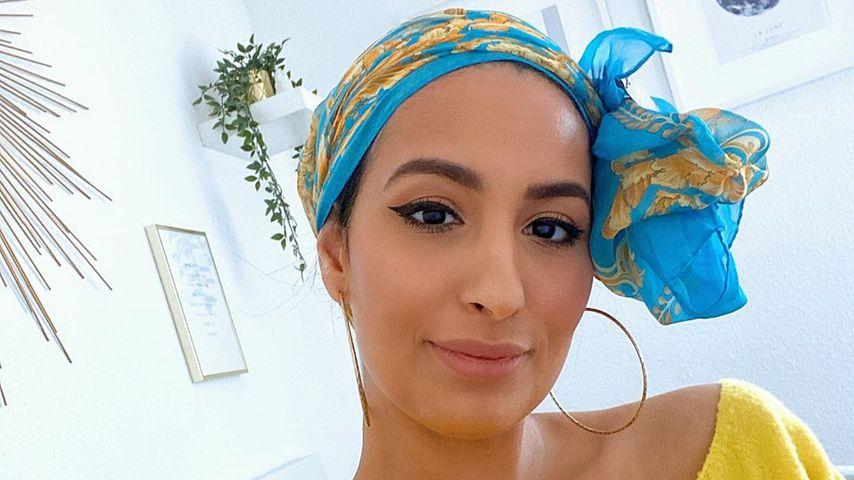 Youtuberin Dounia Slimani, April 2020